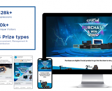 Micron Crucial End-User Giveaway